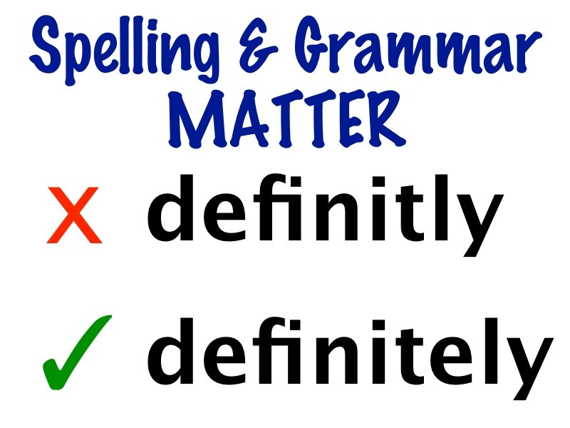 The Problem With Grammar
