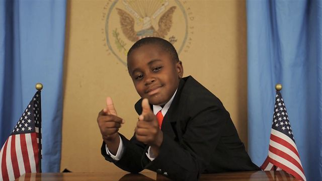Kid President – Making Moves at Age 9