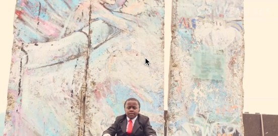 VIDEO: A Tiny Poem From Kid President