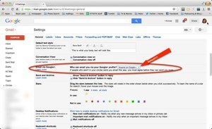 Stop Strangers from Emailing Your Gmail Acct!