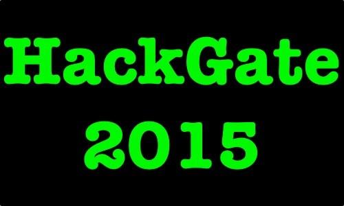 HackGate 2015