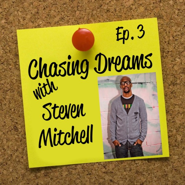 Ep. 3: Steven Mitchell – Blue Rain World