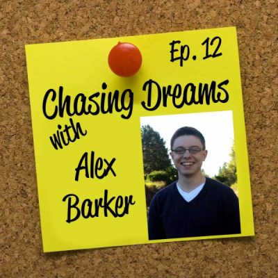 Ep. 12: Alex Barker – Being a Life A Chemist