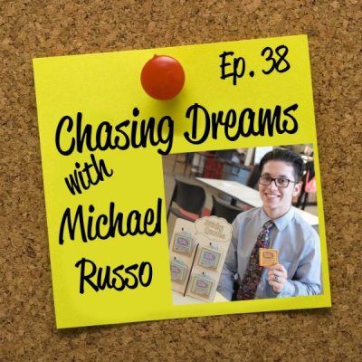 Ep. 38: Michael Russo – Making Notes on Quotes Cool and Easy