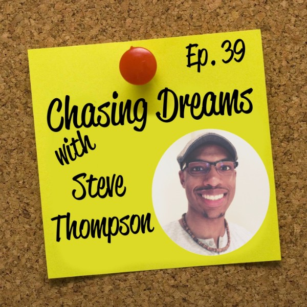 Ep. 39: Steve Thompson – Helping the Homeless a Pair of Socks at a Time