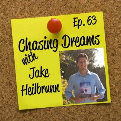 Ep. 63: Jake Heilbrunn – Leaving Behind What's Familiar and Venturing Off the Beaten Trail
