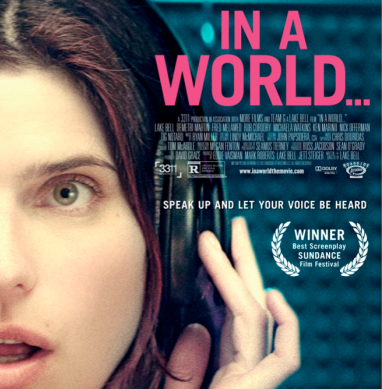 Film Friday: In a World