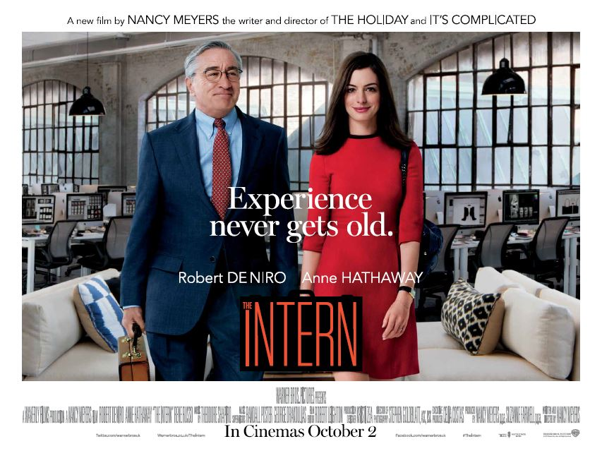 Film Friday: The Intern