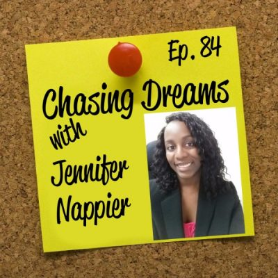 Ep. 84: Jennifer Nappier – Work Hard, Enjoy Your Work, and Be the Best at What You Do