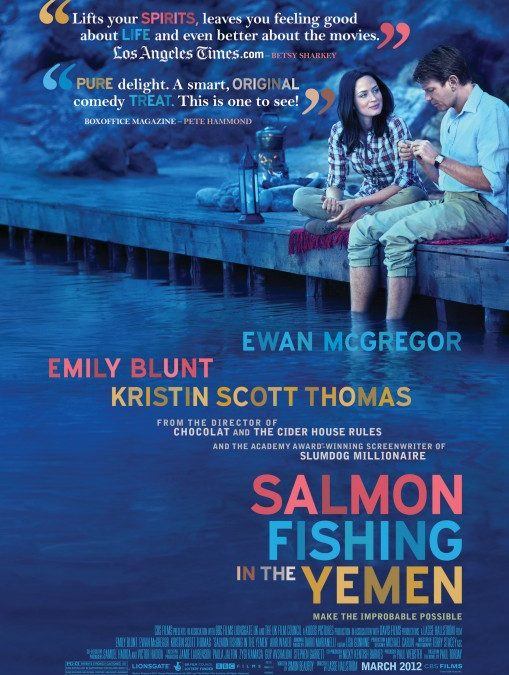 Film Friday: Salmon Fishing in the Yemen