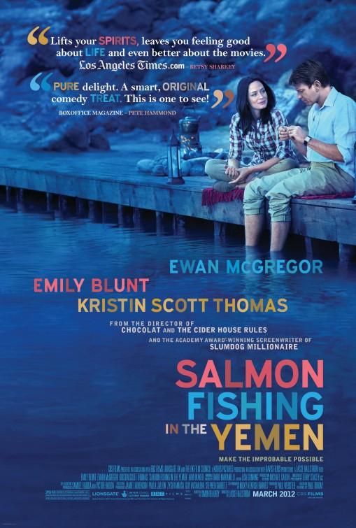 Film Friday: Salmon Fishing in the Yemen