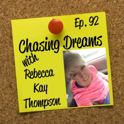 Ep. 92: Rebecca Kay Thompson – When the Universe Speaks to You, Listen