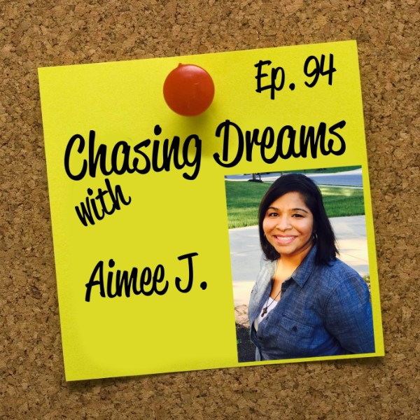 Ep. 94: Aimee J. – Reflecting on Milestones & Sharing Motivation
