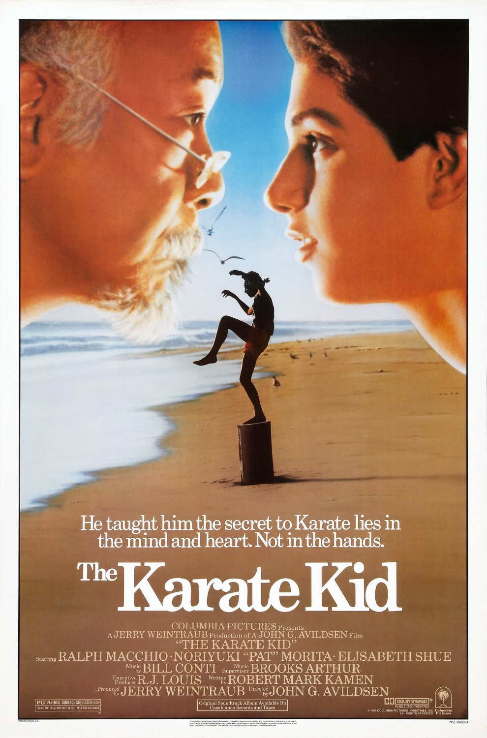 Film Friday: The Karate Kid