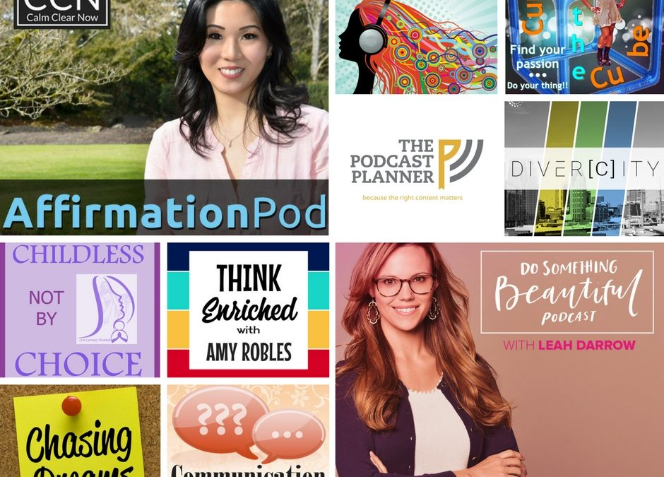 "I was featured in ""PM CELEBRATES WOMEN'S HISTORY MONTH + SHE PODCASTS!"""