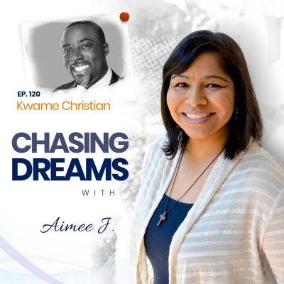 Ep. 120: Kwame Christian ­- Negotiating Anything While Chasing Dreams