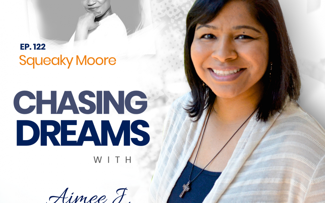 Ep. 122: Squeaky Moore – Mistakes I've Made So You Don't Have To