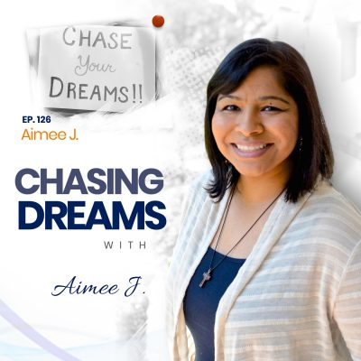 Ep. 126: Aimee J. ­- Just Be You