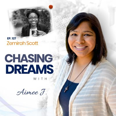 Ep. 127: Zemirah Scott – Take Back Your Life