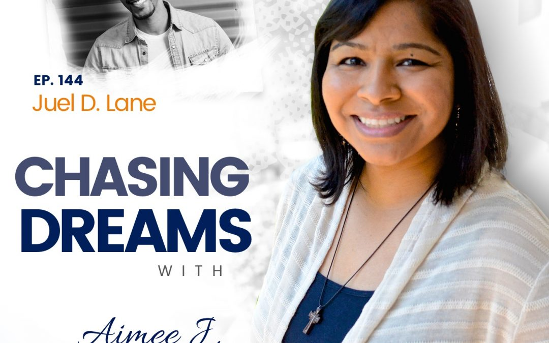 Ep. 144: Juel D. Lane -­ Dance Your Truth