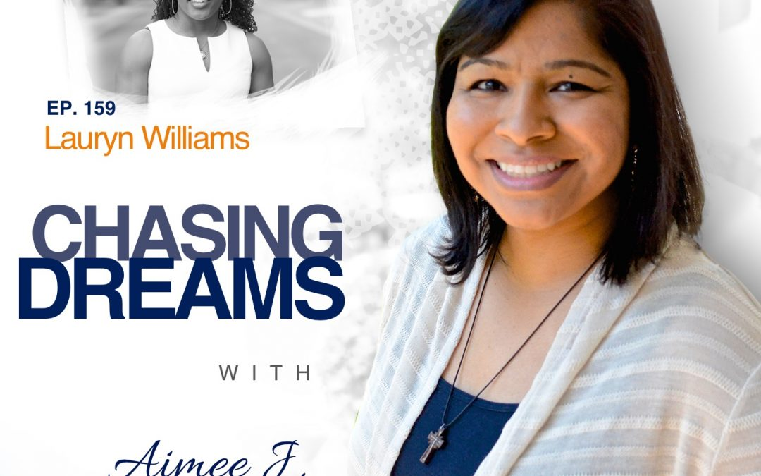Ep. 159: Lauryn Williams – Learning to Pivot, a Skill Worth Winning