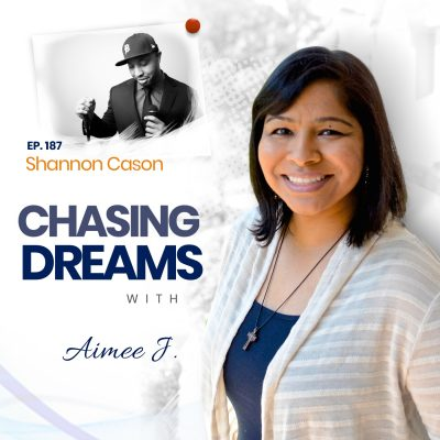 Ep. 187:  Shannon Cason – Finding Your Voice