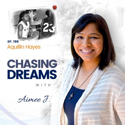 Ep. 196: Aquillin Hayes – Fulfill Your Potential
