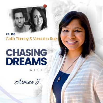 Ep. 198: Colin Tierney & Veronica Ruiz – Crayligraphy Dreams