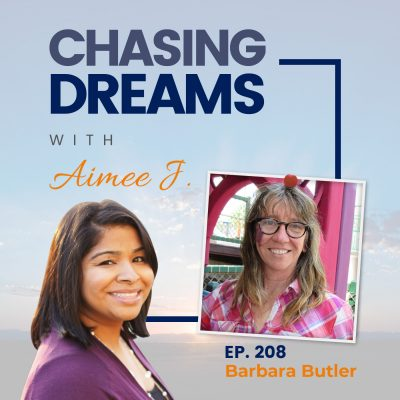 Ep. 208: Barbara Butler – Go Outside and Play!