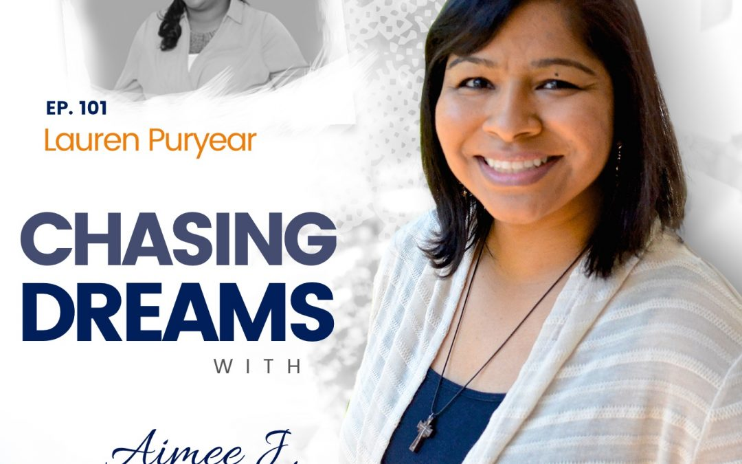 Ep. 101: Lauren Puryear – Fighting Hunger Through Extreme Couponing