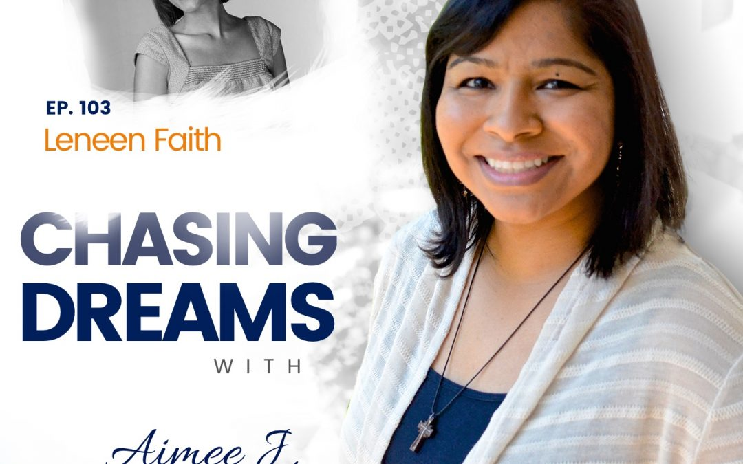 Ep. 103: Leneen Faith – Bringing the Adventures of Peacebe and the Heartwatch to Life