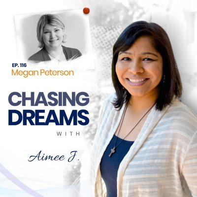 Ep.116:Megan Peterson – Giving a Second Chance to Those in Need
