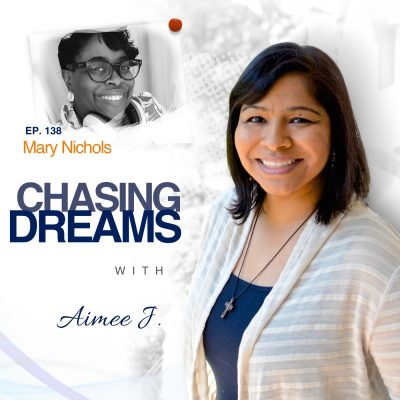 Ep. 138: Mary Nichols – A Twenty Year Journey and Counting
