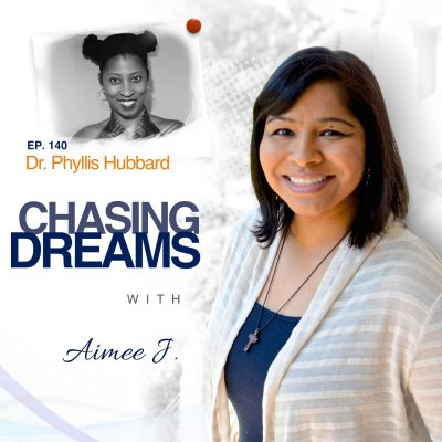 Ep. 140: Dr. Phyllis Hubbard – The 411 on Mental Health and Why You Should Embrace It
