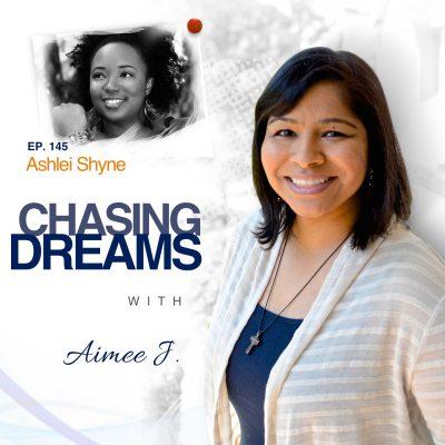 Ep. 145: Ashlei Shyne – Shyne Bright Like a Diamond