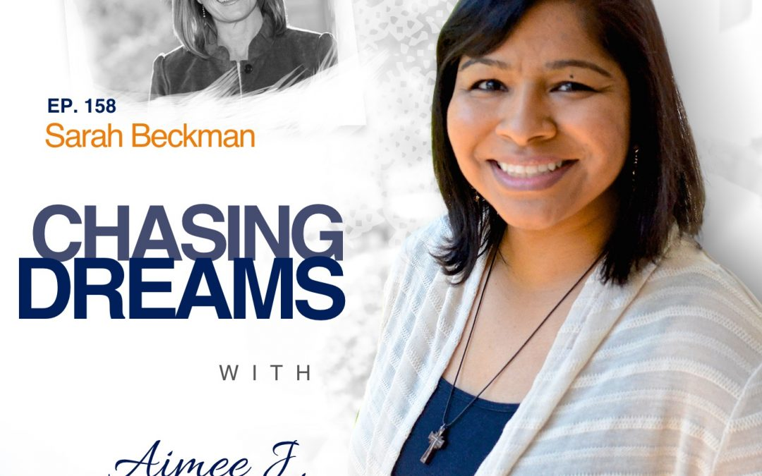 Ep. 158: Sarah Beckman – The Importance of Loving Thy Neighbor