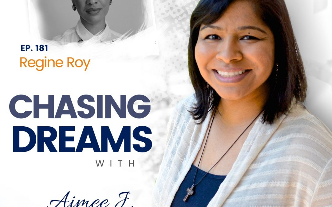 Ep. 181: Regine Roy – Time to Reclaim Your Throne
