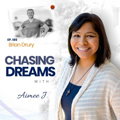 Ep. 186: Brian Drury – How to Change What Can't Be Changed