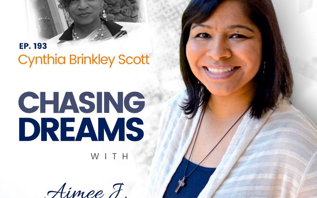 Ep. 193: Cynthia Brinkley Scott – Love The HopeFul (Homeless)