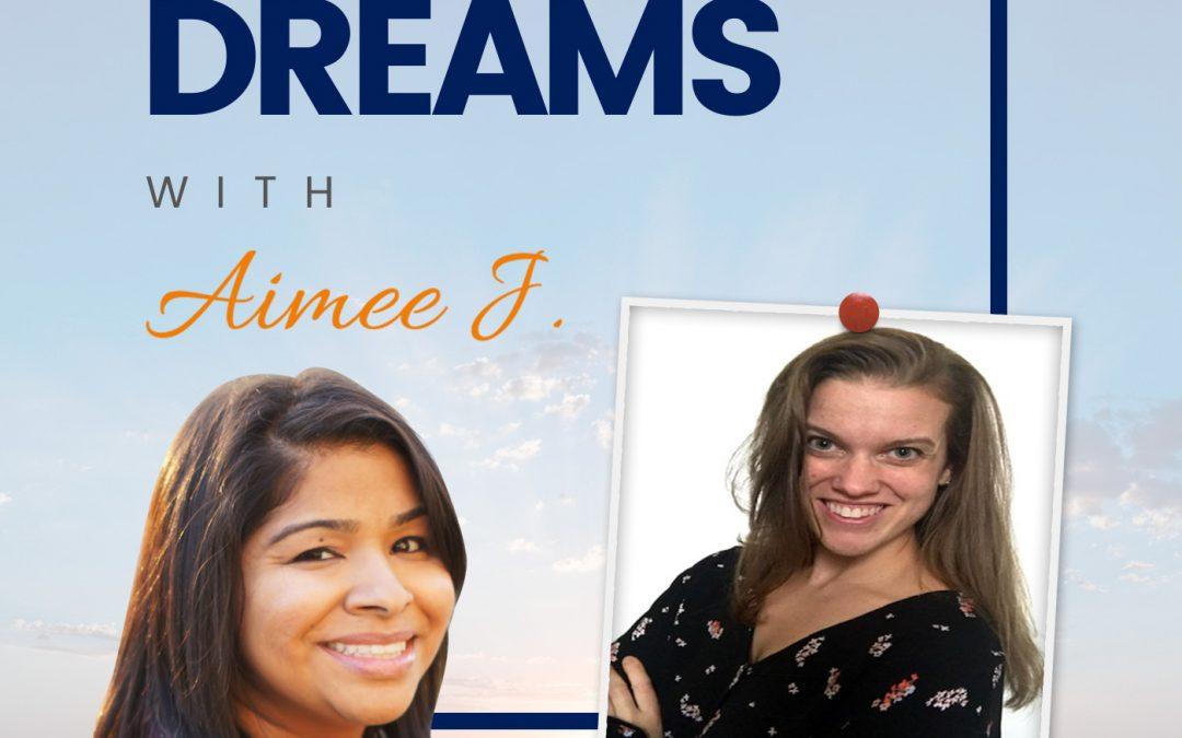 Ep. 207: Katherine Knapke – Set Boundaries. Chase Dreams.