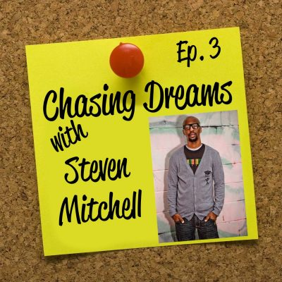 Ep. 3: Steven Mitchell – Blue Rain World