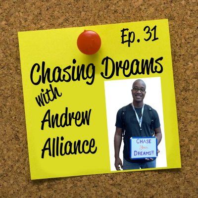 Ep. 31: Andrew Alliance – Tech, Entertainment, and Games, Oh My!