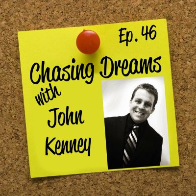 Ep. 46: John Kenney – Finding Your Dream Through Dueling Pianos