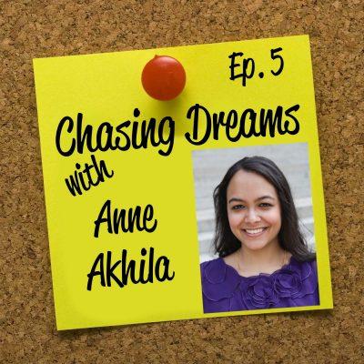 Ep. 5: Anne Akhila – A Woman of Many Talents