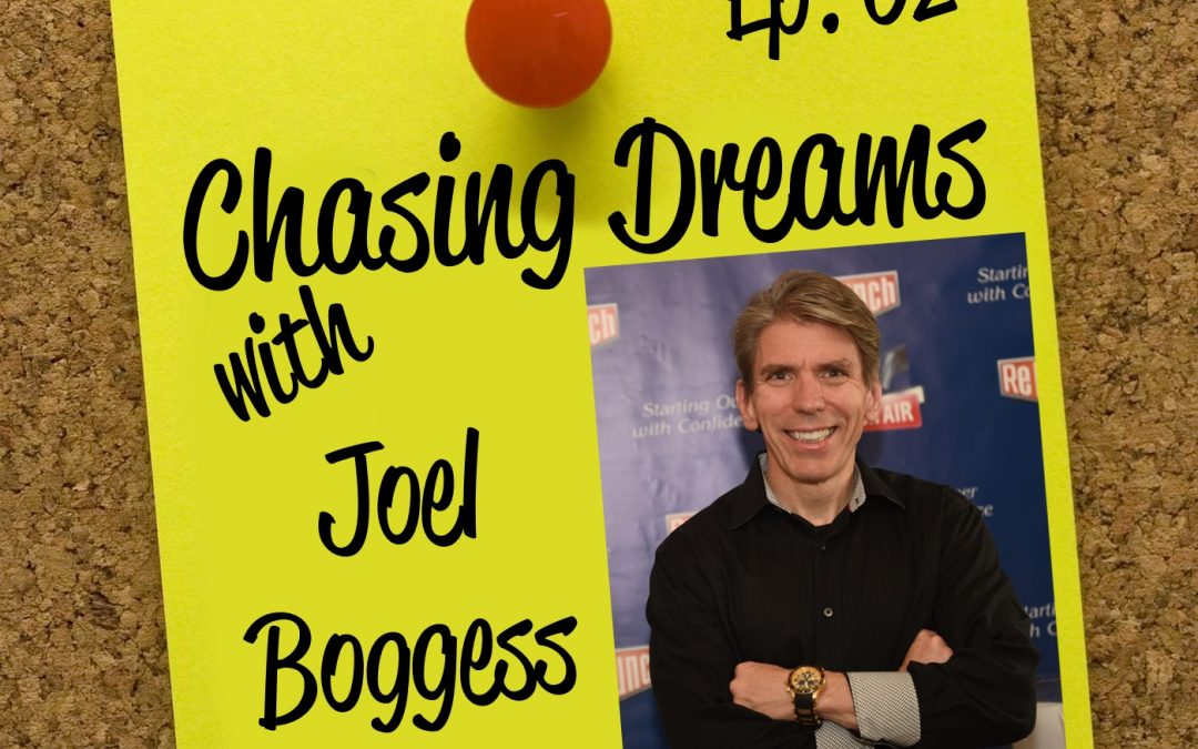 Ep. 62: Joel Boggess – Doing is the New Planning