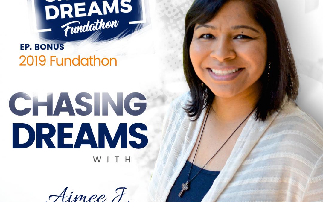 Ep. Bonus: Aimee J. – 2019 Fundathon