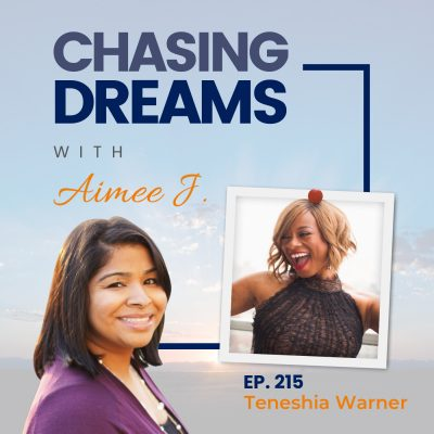 Ep. 215: Teneshia Warner – The Big Stretch