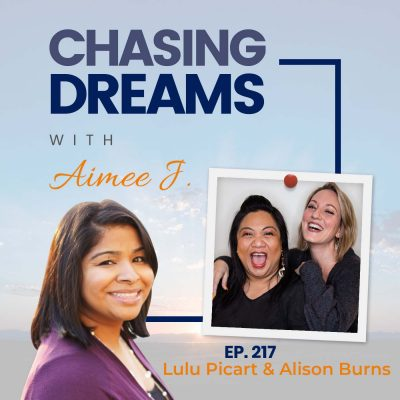 Ep. 217: Lulu Picart & Alison Burns – This Is A Good One