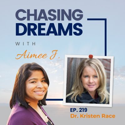 Ep. 219: Dr. Kristen Race – Balance Your Brain for a More Balanced Life
